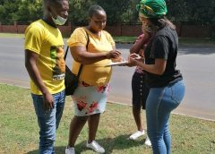 African National Congress Youth league tackles unemployment