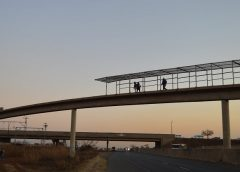 A nightmare bridge haunts pedestrians