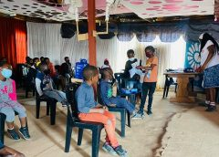 Woman passionate about children opens-up learning centre