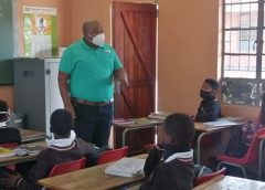 An awareness campaign held against bullying, substance abuse