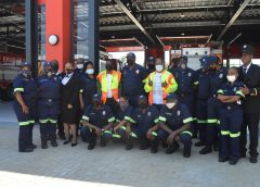 60 million rand State-Of-The-Art fire station unveiled in Kempton Park